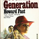 Second Generation by Howard Fast - Romance Book 0440178924