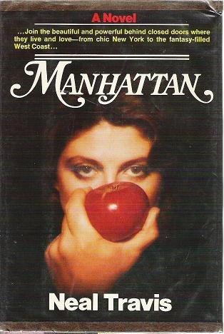 Manhattan by Neal Travis Hardcover 0517537788