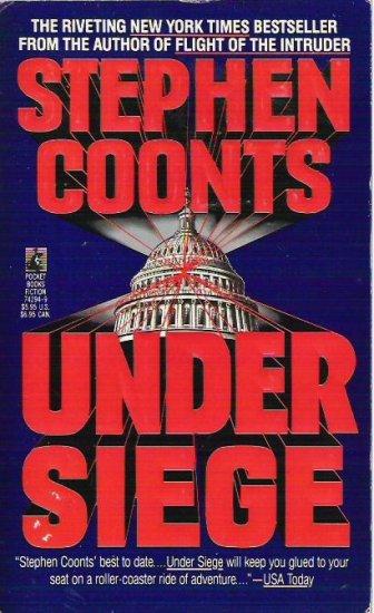 Under Siege - Stephen Coonts 0671742949