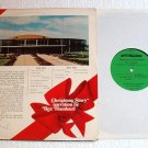 Rex Humbard and Choir Christmas lp Seasons Greetings 1960s One Owner