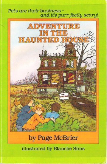 Adventure in the Haunted House - Page Mcbrier 0816705402
