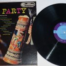 Polka Party Andre Musette Orchestra lp CAL 270