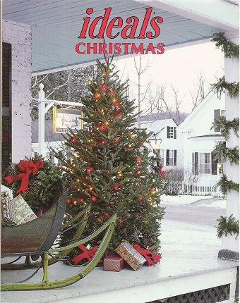 Ideals Christmas 1992 Magazine 0824911040