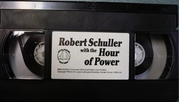Robert Schuller - Shirley Jones 1990 Video - One Small Step