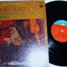 Karel Husa Quartets No 2 and 3 Fine Art lp Everest 3290 Stereo 1969 Pulitzer Prize