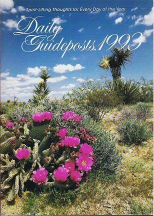Daily Guideposts 1993 Spiritual Book by Guideposts