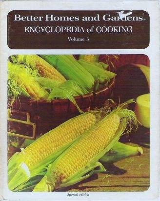 Better Homes Gardens Encyclopedia of Cooking 5th Vol 0696020254