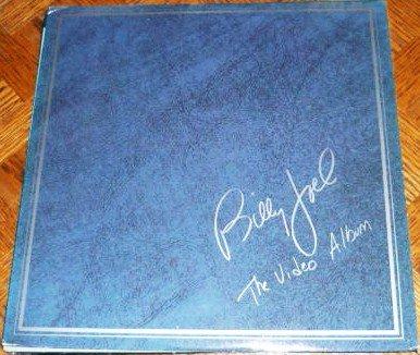 The Video Album LaserDisc Billy Joel 1986 One Owner
