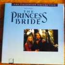 The Princess Bride Laser Disc dss ws Criterion clv Rare 1989