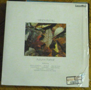 Windham Hill Audiophile - Autumn Portrait in New England Laserdisc