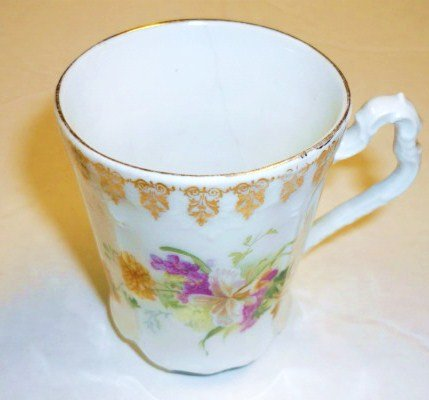 Carl Tielch C T Demitasse or Tea Cup Antique
