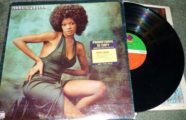 Rare Promo Album Margie Joseph 1973 lp sd 7248 Near Mint