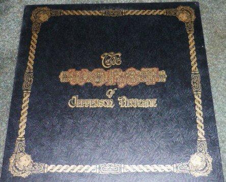 The Worst of Jefferson Airplane 1970 One Owner lp 4459 Gatefold Album