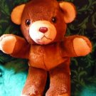 Vintage Plush Brown Bear - From The World of Smile