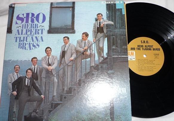 Herb Alpert and the Tijuana Brass SRO lp sp 4119