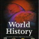 World History - Overview of Political Religious Cultural Trends 1855343398