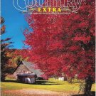 Country Extra Magazine Nov 2000 For Those Who Live or Long for the Country