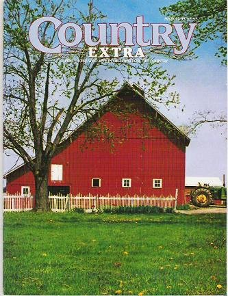 Country Extra Magazine Mar 1993 For Those Who Live or Long for the Country