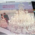 Strauss Waltzes Hollywood Bowl Symphony Orchestra lp sp-8421