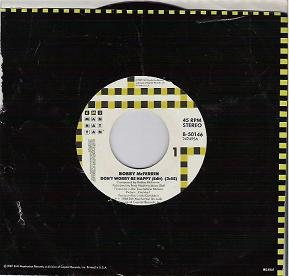 Dont Worry Be Happy - Simple Pleasures - Bobby McFerrin 45 rpm N Mint