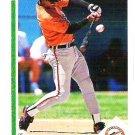 Baltimore Orioles Luis Mercedes 1991 Upper Deck Card 745