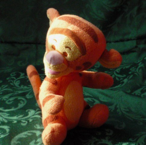 Disney Ride Along Tigger 2001 Fisher Price -- Horse Not Included