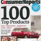 Consumer Reports Magazine November 2008 Cereals Suv Tires McCain - Obama