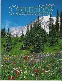 Country Magazine For Those Who Live or Long For the Country April May 2004