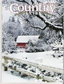 Country Extra Magazine Jan 1992 For Those Who Live or Long for the Country