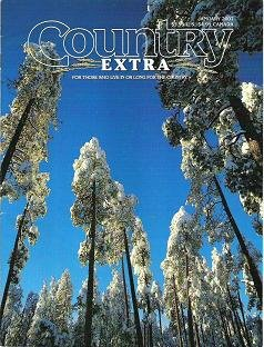 Country Extra Magazine For Those Who Live or Long for the Country January 2007
