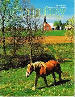 Country Magazine For Those Who Live or Long For the Country Feb Mar 2002