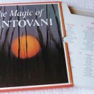 The Magic of Mantovani Box 8 LP Set Readers Digest Exc Cond 1974