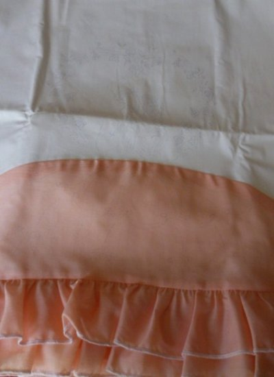 Pair of New Vintage Pillow Cases to Embroider Man and Lady