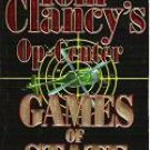 Games of State Op-Center - Tom Clancy 0425151875