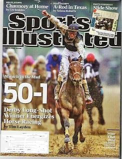 Sports Illustrated - N B A Playoffs - May 11 2009