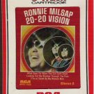 Rare Ronnie Milsap 20-20 Vision 8 Track Cartridge aps1-1666 Sealed Original