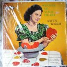 Winner of Your Heart by Kitty Wells lp dl8552 - 1956