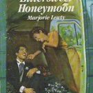 Bittersweet Honeymoon - Marjorie Lewty Harlequin 0373029853