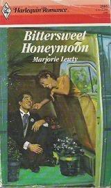 Bittersweet Honeymoon - Marjorie Lewty Harlequin 0373029853