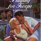 Playing for Keeps - JoAnn Ross Harlequin Temptation 137 0373252374
