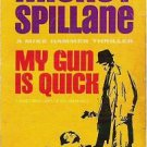 My Gun is Quick - Mickey Spillane 1964 - Rare - Mike Hammer Thriller