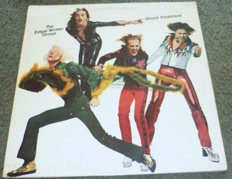 Shock Treatment The Edgar Winter Group 1974 lp -
