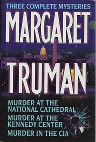 Three Complete Mysteries - Margaret Truman 0517118238