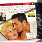 1959 Rare Sound Track Album The Eddy Duchin Story Hi Fi Decca Full Stereo lp dl 78289