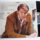 Gentle on my Mind lp - Glen Campbell 1967 Stereo st 2809
