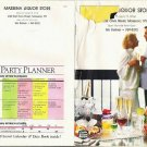1988 Guide to Good Hosting Party Book Gift Guide Calendar Massena NY Liquor Store