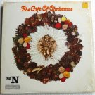 The Gift of Christmas Album P 11446 Big N Department Store Rare lp