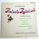 Finians Rainbow lp Hit Songs and Other Favorites sf-32900