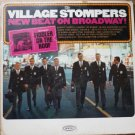 New Beat on Broadway by The Village Stompers 1964 lp ln 24129 Near Mint-