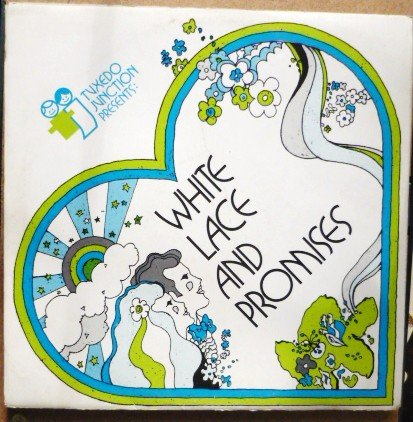 Tuxedo Junction Presents White Lace and Promises lp Record on Marriage tj5757